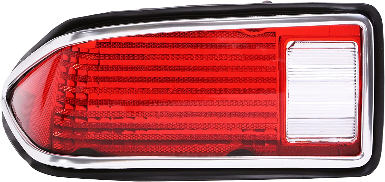 In The Bumper NI2520101 2612504W00 New Front Left Driver Side Parking//Signal Light Assembly For 1980-1986 Datsun 720
