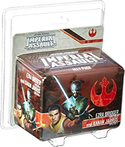 Star Wars: Imperial Assault - Ezra Bridger and Kanan Jarrus