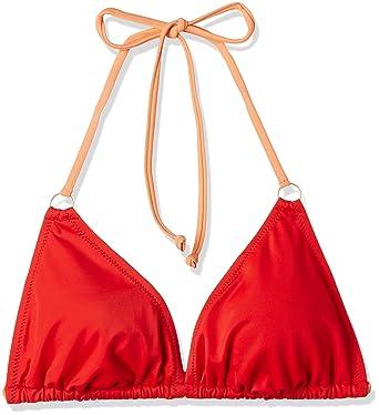 f93b53822b90f Amante Women s Swimwear Bikini Top  Amazon.in  Clothing   Accessories