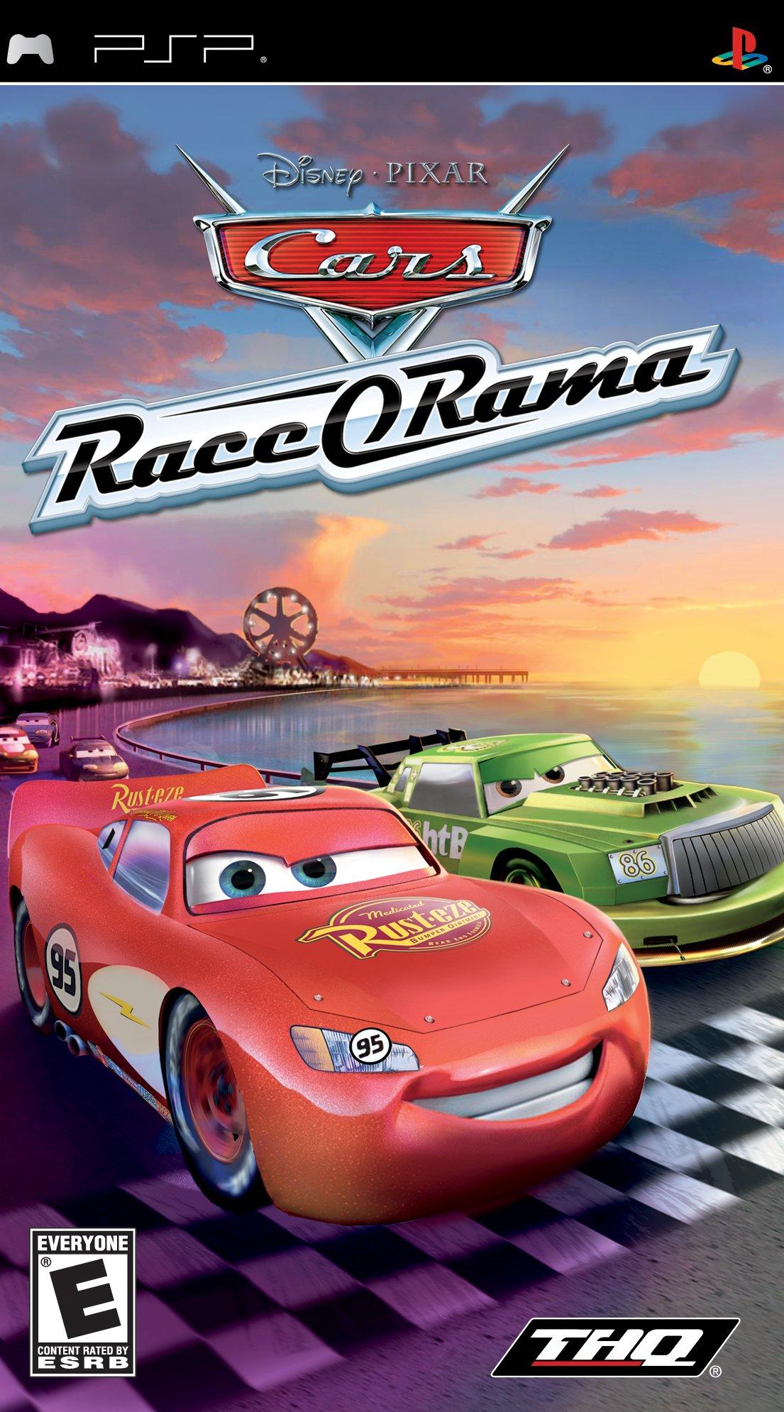 Disney's Cars Race O Rama - Sony PSP