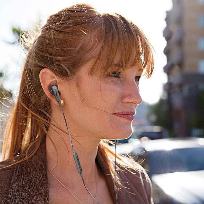 BOSE soundsport 防汗防水 入耳式运动耳机 3.7折$48起 海淘转运到手约¥347