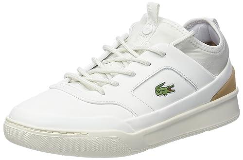 Lacoste Explorateur Crftsp1181cam, Sneaker Uomo, Nero (Blk/off Wht), 46 EU