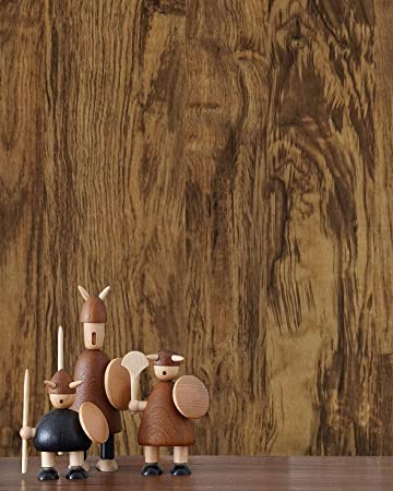 Brown Rustic Wood Self Adhesive Contact Paper Peel and Stick Wallpaper Removable