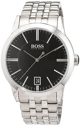 Hugo Boss - 1513133 - Success - Montre Homme - Quartz Analogique - Cadran  Noir - 0d06c847bb95