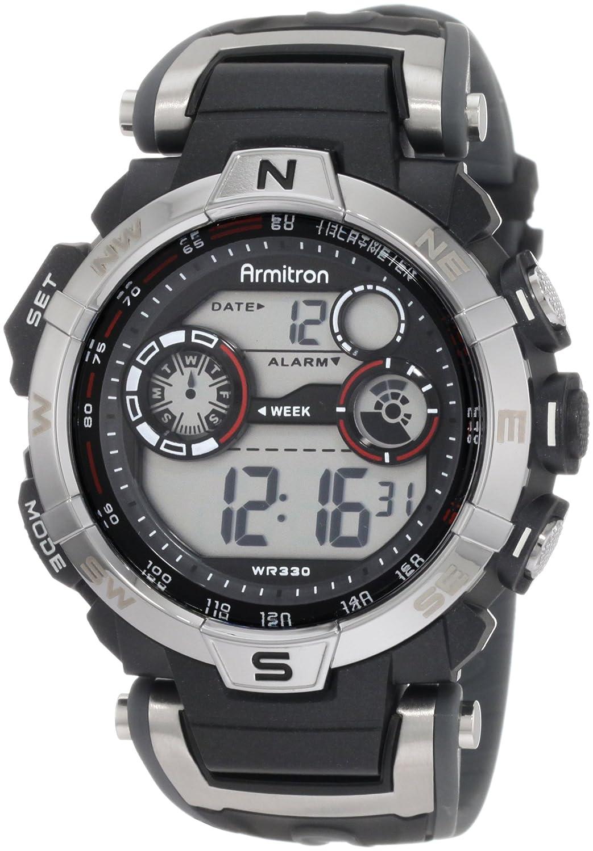 Armitron Sport Digital Men's Watch – 40/8231RDGY