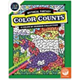 Color by Number Color Counts: Mythical Fantasy
