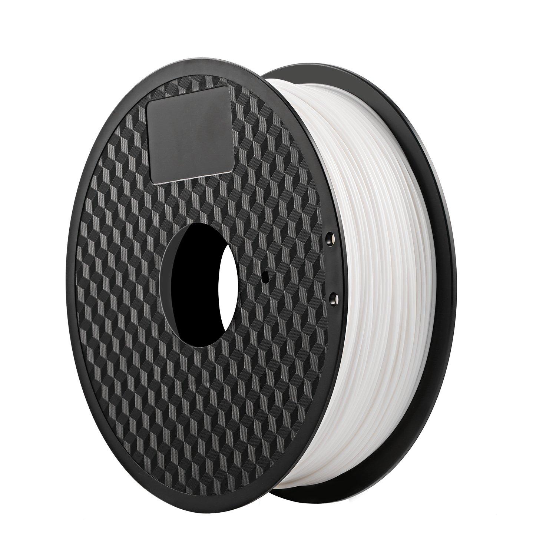 iCoco 3d impresora filament, PLA Filamento 1.75 mm Dimensional ...