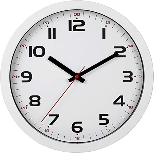 TFA Puck Timer Weiß analog