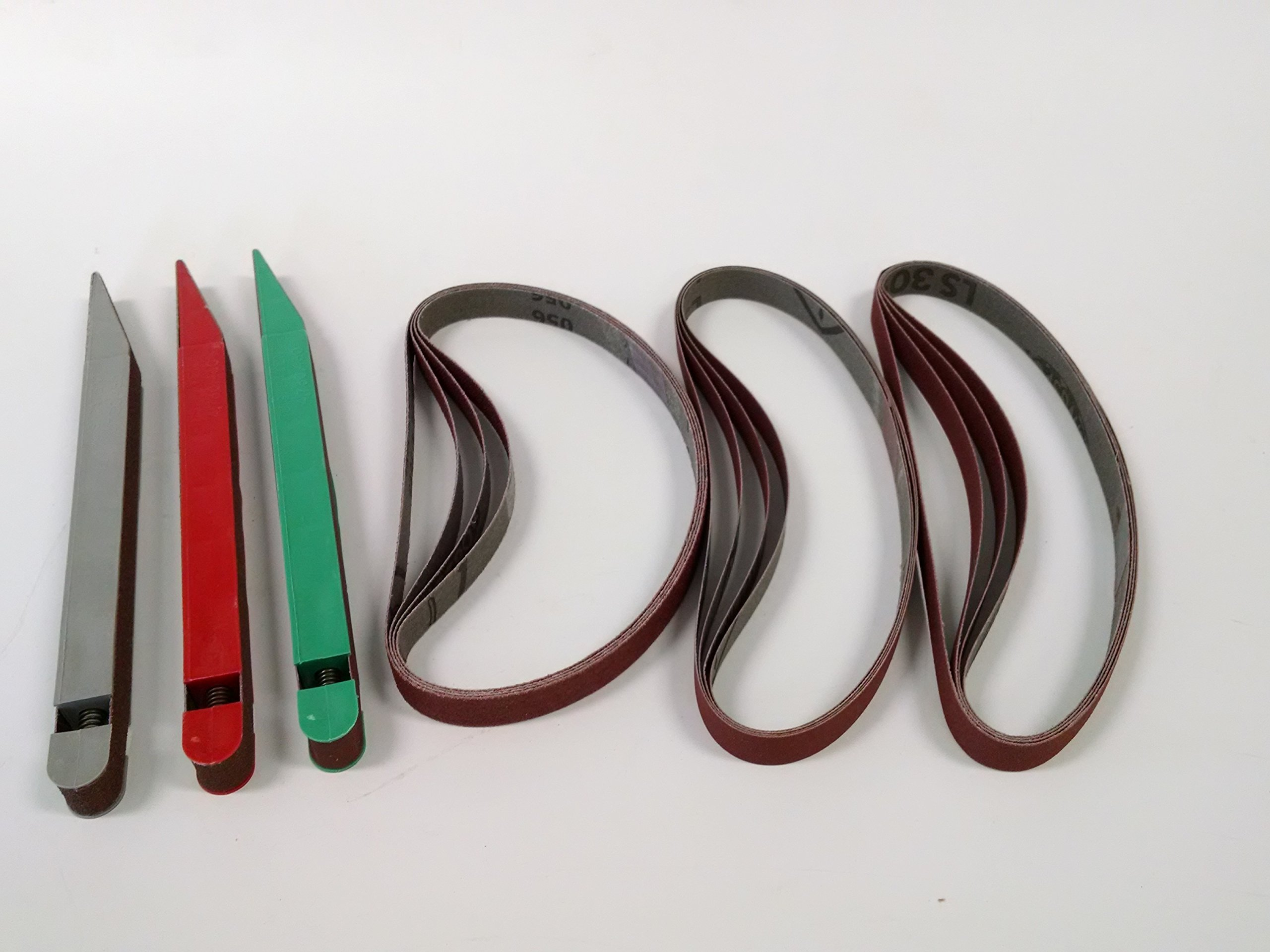 Sanding Sticks, 1/2 Inch Standard Kit