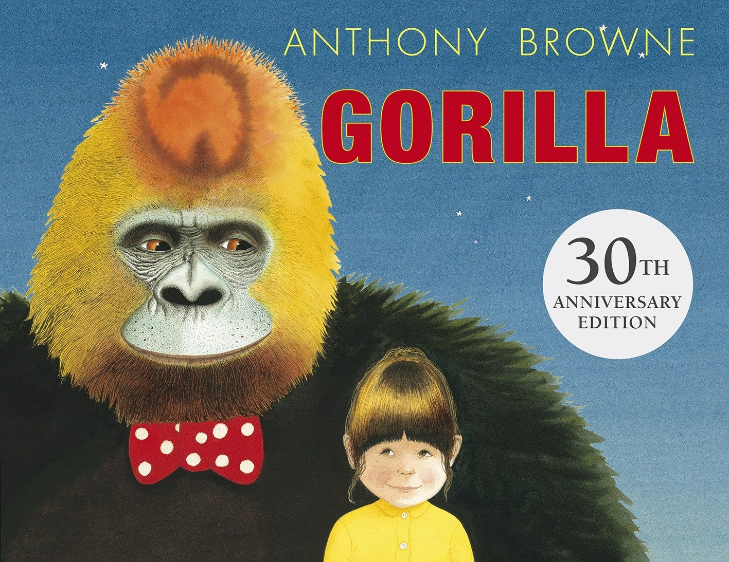 Image result for gorilla by anthony browne
