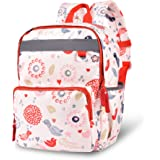 Toddler Backpack Small Kids Backpack - Toddler Backpack for Girls, Cute Lightweight Preschool Bookbag for 1-8 years Children,