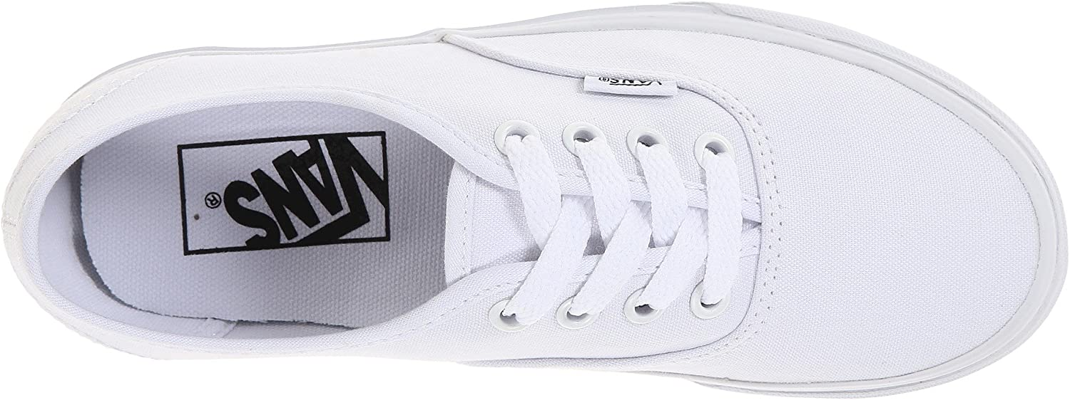 Vans Kids Classic Slip-on, Baskets Mode Mixte Bébé Blanco Verdadero