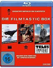 Die Filmtastic-Box (Ein einfacher Plan, Nightcrawler und Draft Day plus Extra Disc in einer Box)