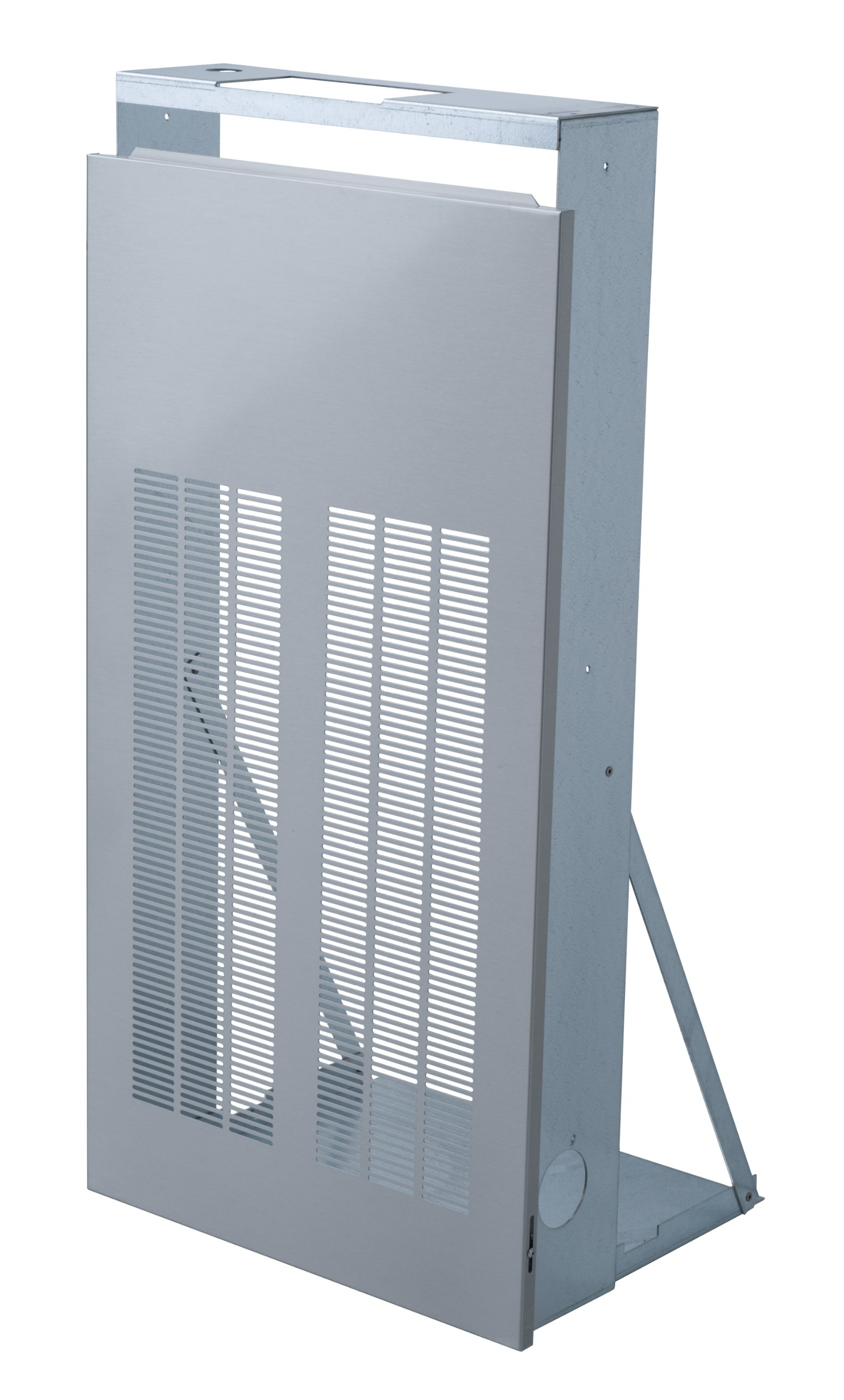 Haws MTGFR.HSC Galvanized Steel Mounting Frame with Grille, For Hydration Stations