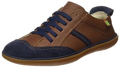 Unisex Adults N5273 Soft Grain Lux Suede El Viajero Derby Lace-up Shoes El Naturalista e23E2O