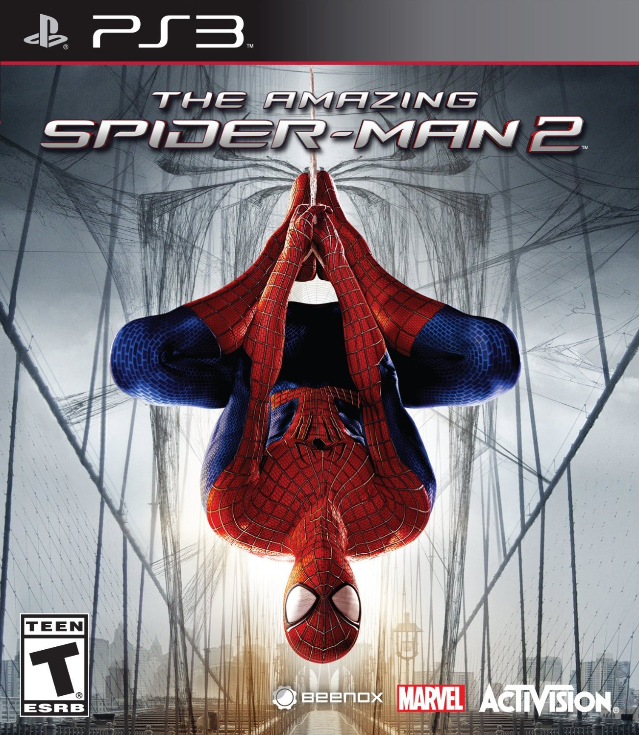 Activision Amazing SpiderMan, PS3