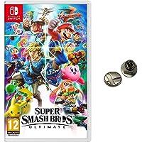 Super Smash Bros. Ultimate + Pin (Nintendo Switch)
