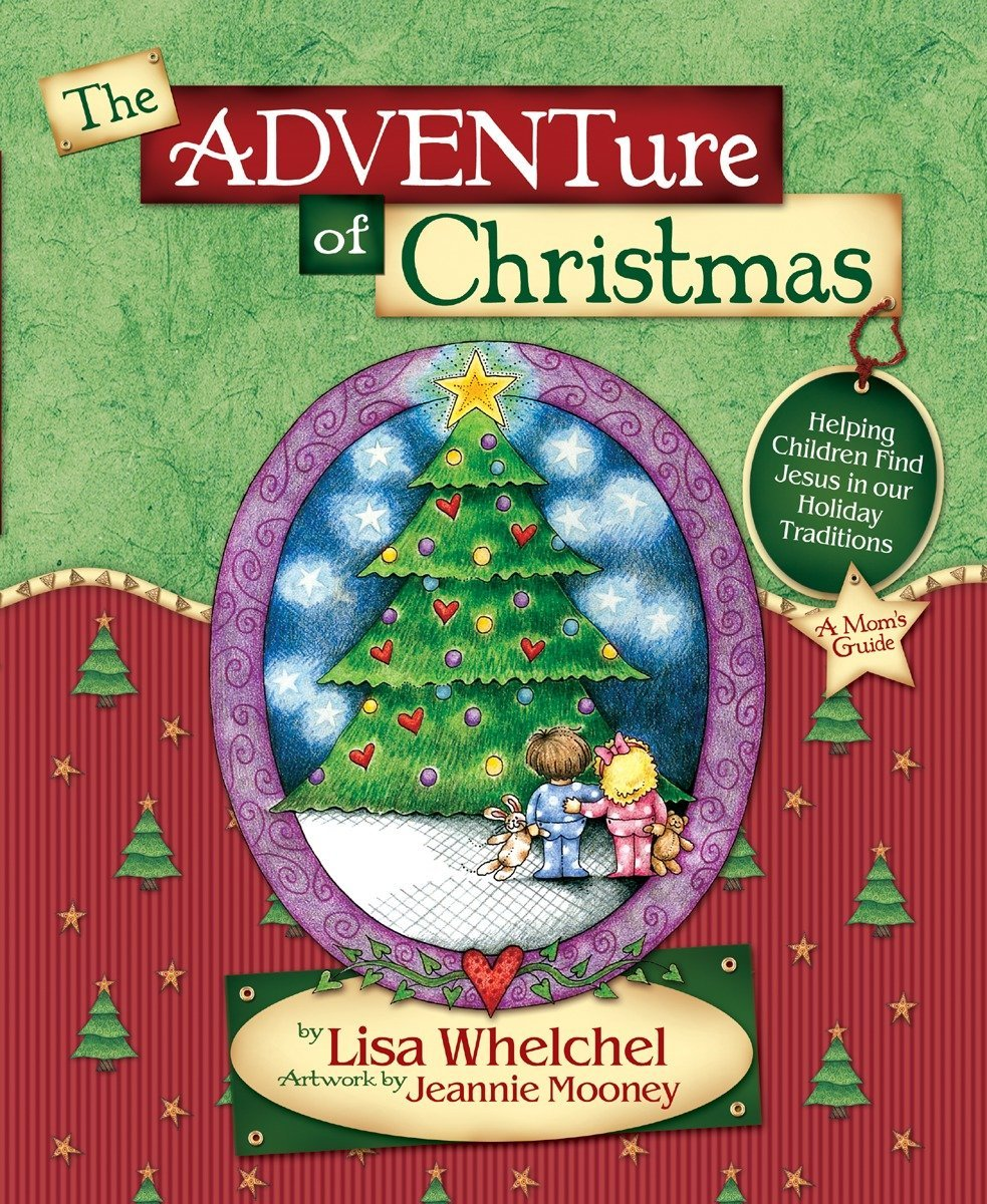 Christmas Jesus.The Adventure Of Christmas Helping Children Find Jesus In