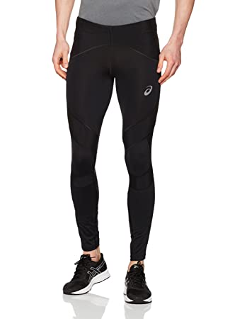 22a6626c841867 Asics Men's Leg Balance Tights - Performance Black/Performance Black, Large