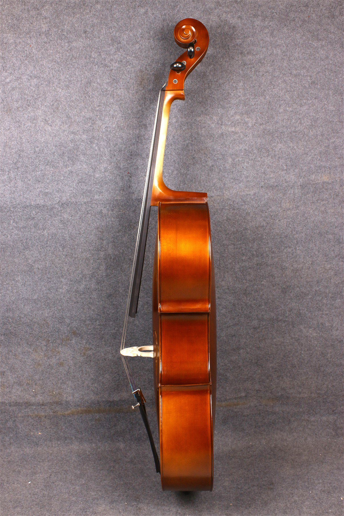 Yinfente 4/4 5 String Cello Acoustic Model Full size Spruce Maple wood Free Cello bow Bag Sweet Sound by yinfente (Image #2)
