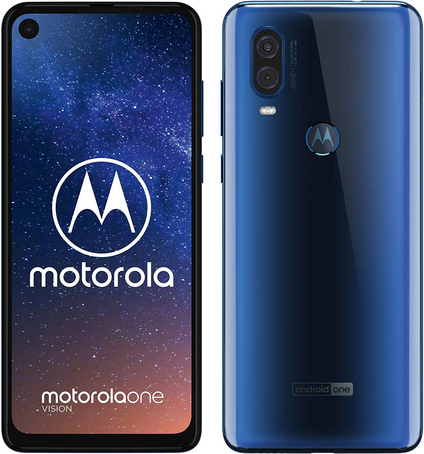 Motorola One Vision - Smartphone Android One (4 GB de RAM, 128 GB ...