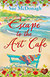 Escape to the Art Cafe: The perfect uplifting page-turner for 2020