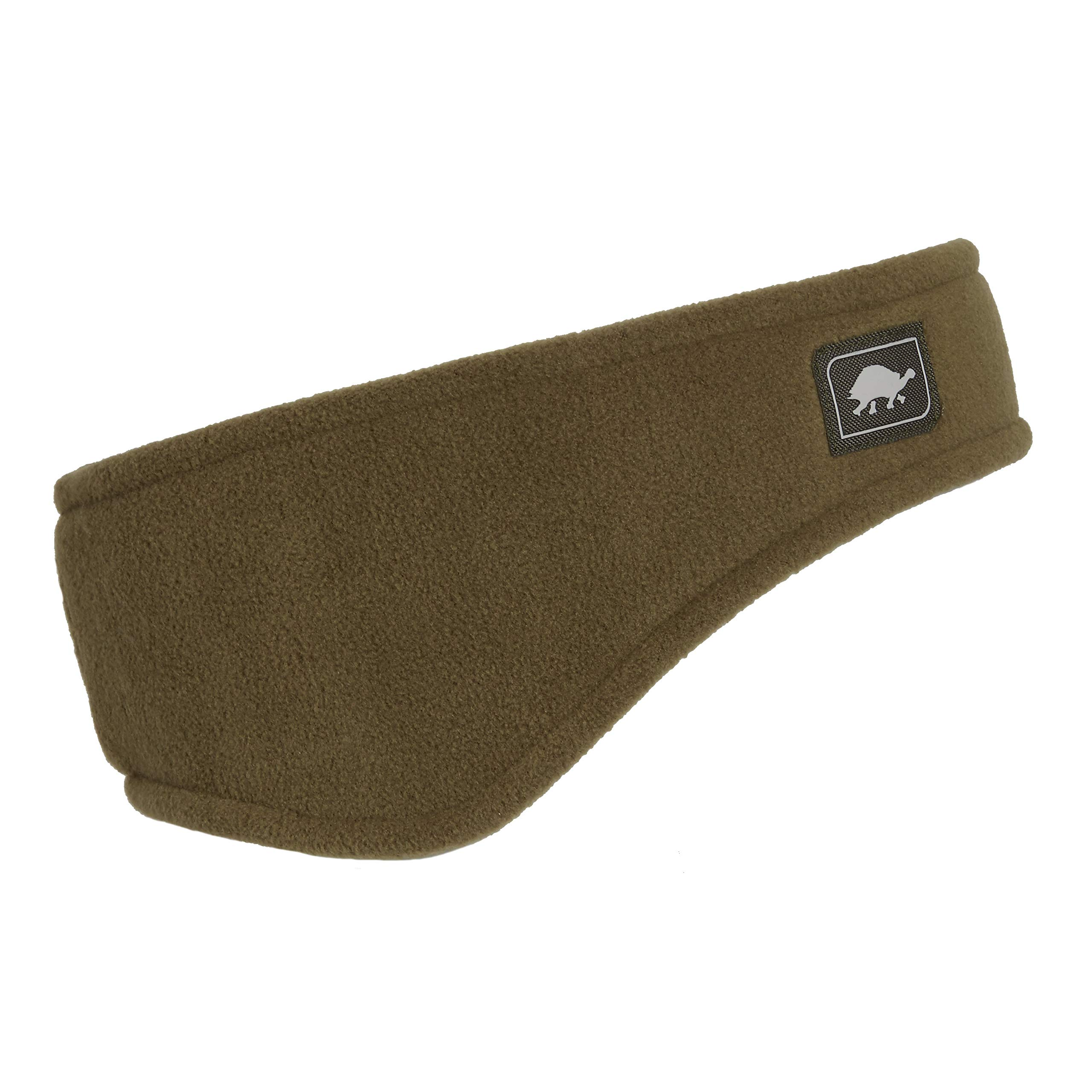 Turtle Fur Double-Layer Bang Band Chelonia 150 Fleece Headband Lichen It
