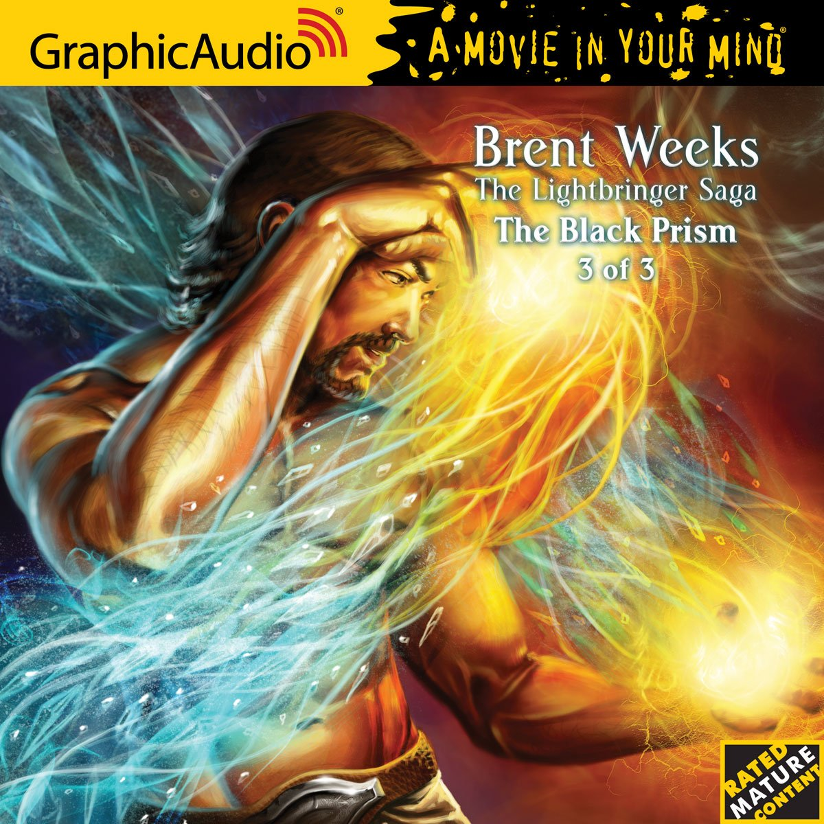 Buy The Black Prism (The Lightbringer Trilogy - GraphicAudio - A Movie in  Your Mind) Book Online at Low Prices in India | The Black Prism (The  Lightbringer ...