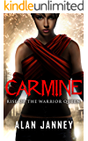 Carmine: Rise of the Warrior Queen (The Outlaw Book 5)