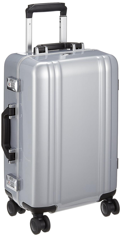 [ゼロハリバートン] スーツケース クラシック ポリカーボネート 2.0 機内持込可 保証付 26L 48cm 3.6kg 80561 B074BXGN12シルバー