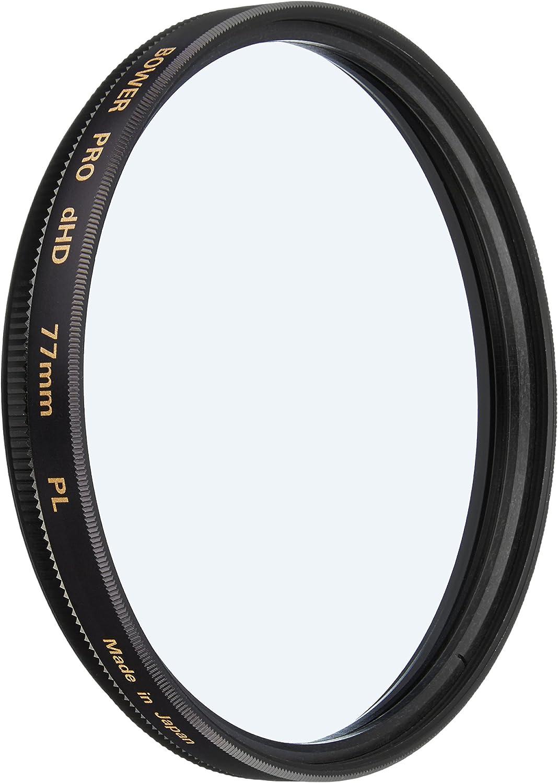 Black Bower FP46 46 mm Pro Digital High Definition Linear Polarizer Filter