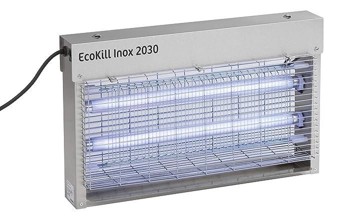 KERBL EcoKill Tue-Mouches Electrique en Inox pour Cheval 2 x 15 W   Amazon.fr  Animalerie b41830d79d8c