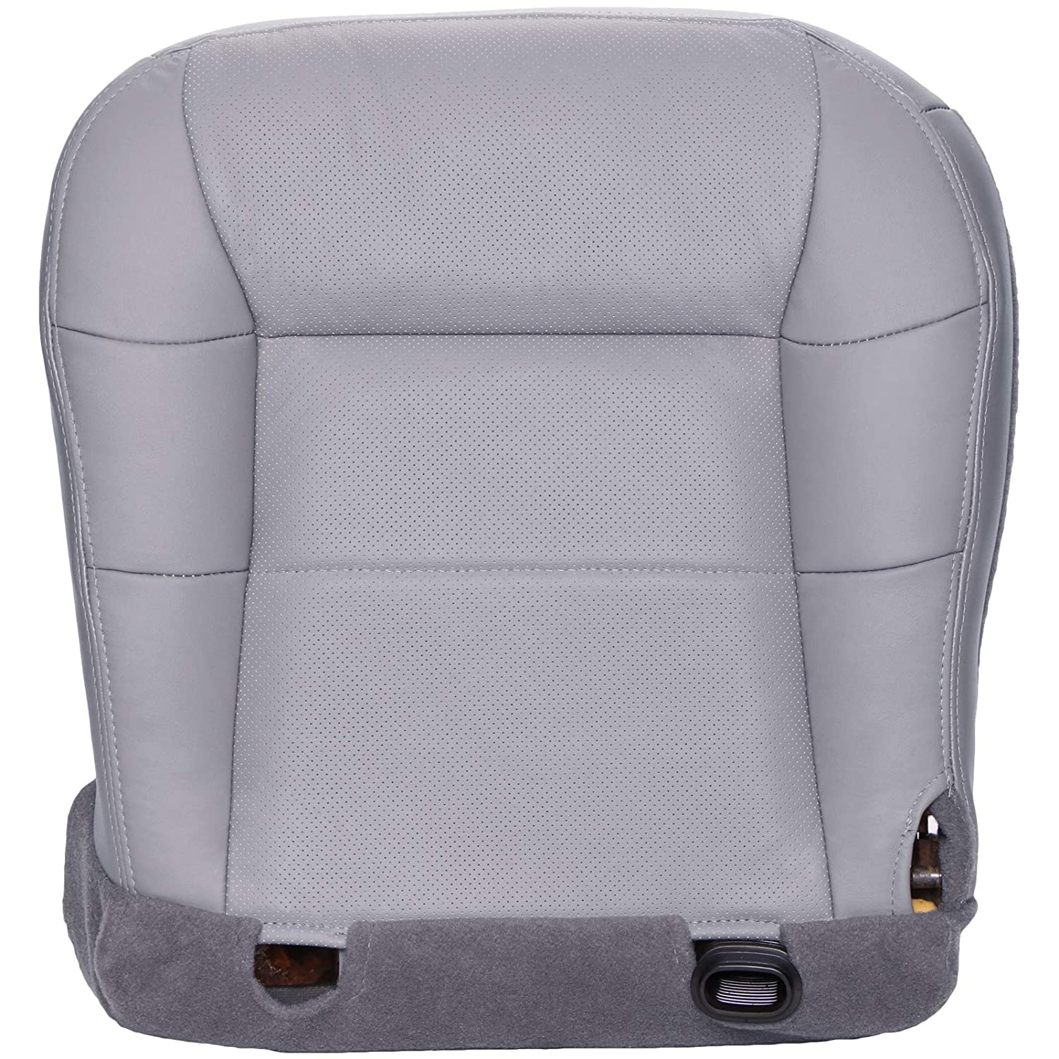 2001 Lincoln Navigator Driver Side Bottom Perforated Leather Seat ...