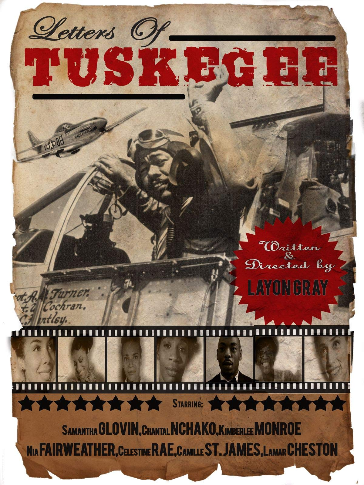 Letters Of Tuskegee