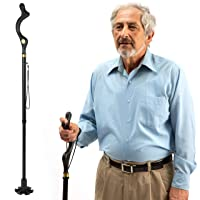 Walking Cane for Men and Walking Canes for Women - by medical king - Special Balancing...
