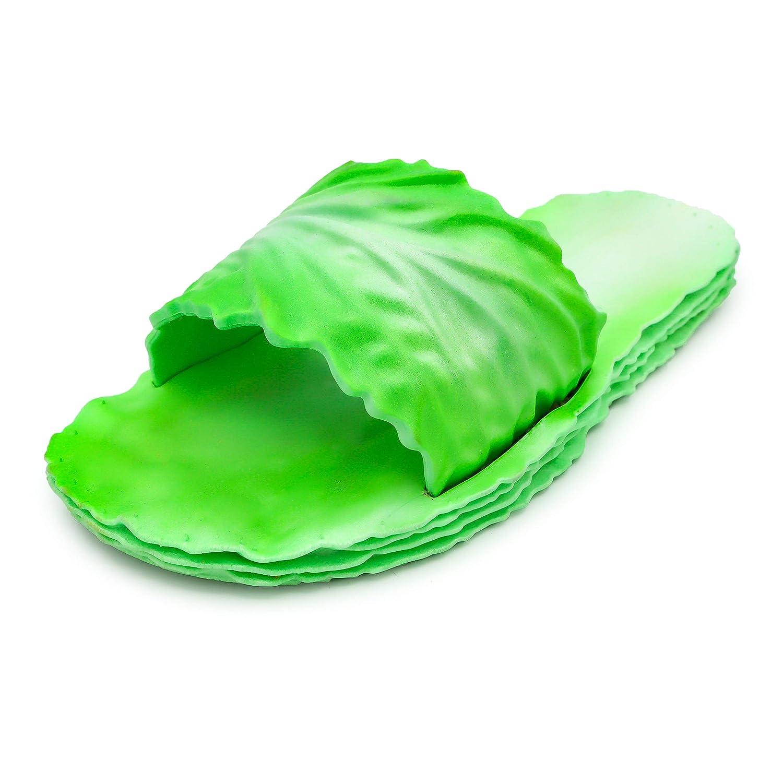 Coddies Cabbage Slippers Men /& Kids Unique Gift Idea Flip Flops Shoes Sandals Pool /& Beach Shoes for Women