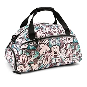 Disney Classic Minnie Drawing-Uptown Sporttasche Cabas de Fitness, Gris f65c9087a95