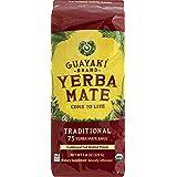 Amazon.com : Guayaki Yerba Mate Organic Alternative to Herbal Tea Coffee and Energy Drink