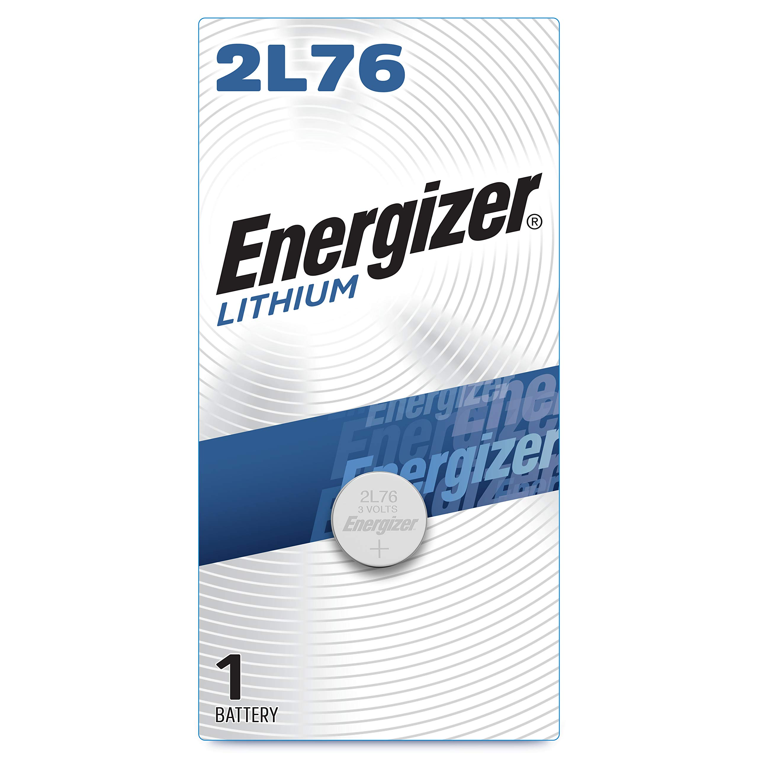 Energizer Lithium 2L76 Batteries (1 Battery Count)