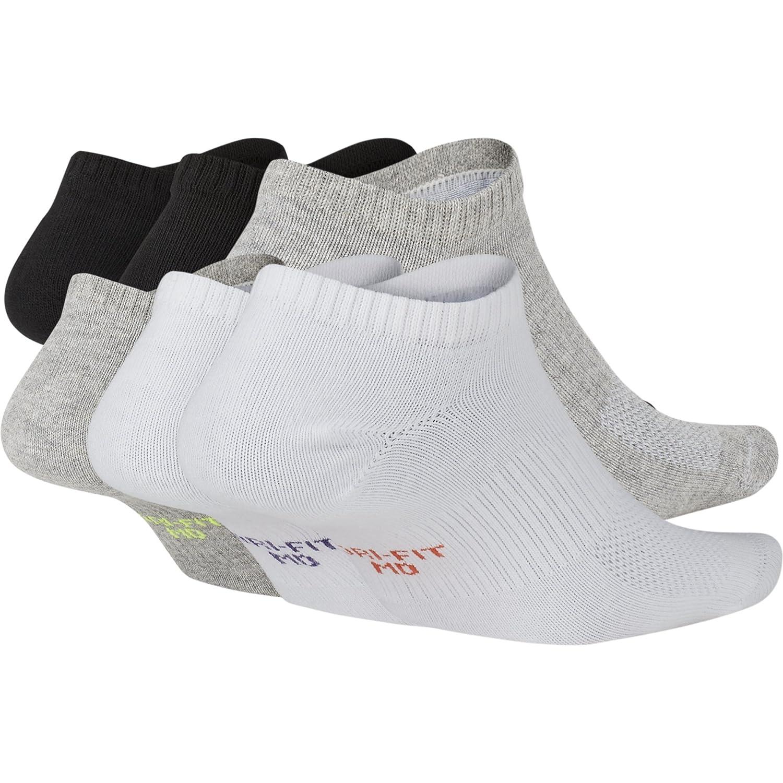 NIKE Womens Everyday Lightweight No-Show Socks (6 Pair)