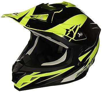 Scorpion 35-186-50-03 Casco para Motocicleta