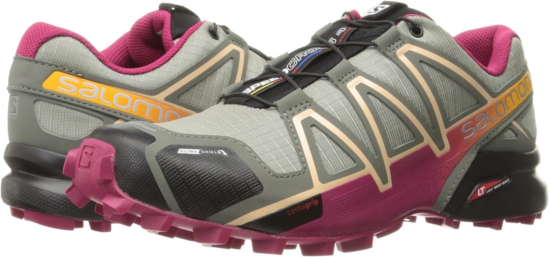 SALOMON Speedcross 4 CS W, Scarpe da Trail Running Donna