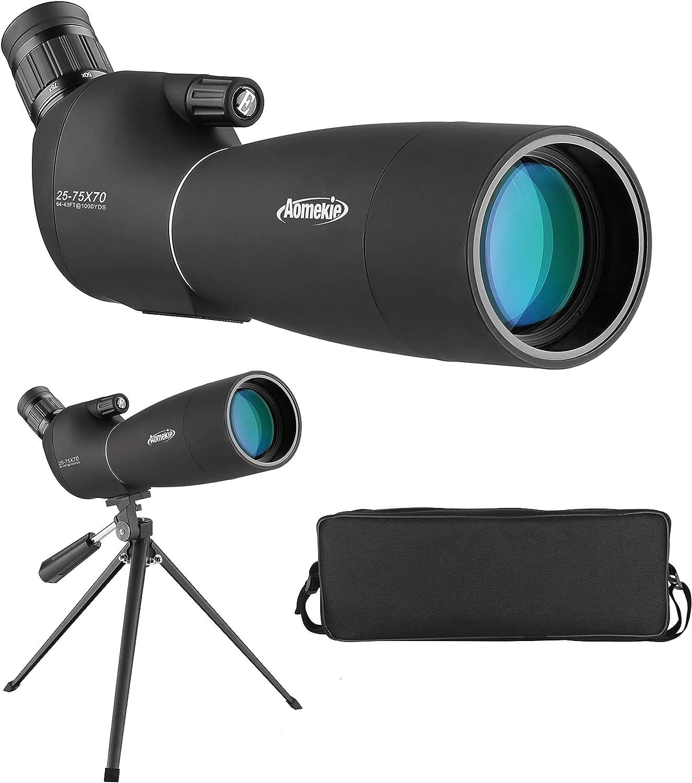 Aomekie Spektive Für Spotschützen Vogelbeobachtung Jagd Kamera