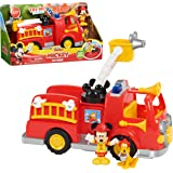 Mickey Mouse Disney's Mickey's Fire Engine, Multi-Color (38551)