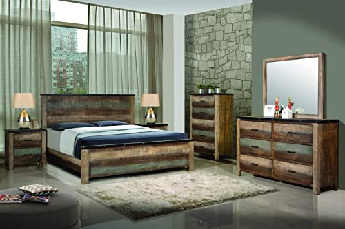 Coaster Home Furnishings Panel Bed