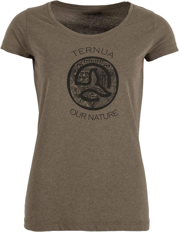 Ternua /® Nutcycle W Camiseta Mujer