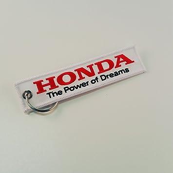 Llavero, diseño de Honda CBR 125 250 450 600 900 1000 Civic Legend tipo R