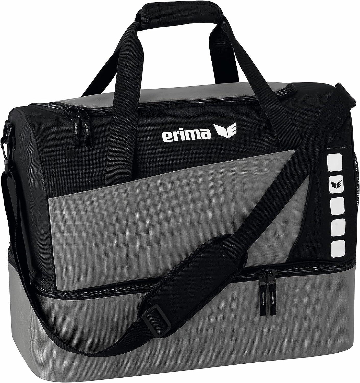 Erima sac de sport avec fond à compartiment séparé 49,5 l