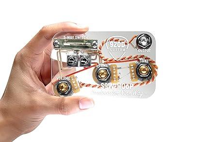 920D Custom Upgraded Mod S9W-HOOP 9-Way Strat Wiring Harness on strat wiring switches, strat decal, strat 7-way wiring, strat wiring kit, strat wiring connector, strat jack plate, strat fender, strat wiring guide, strat switch wiring,