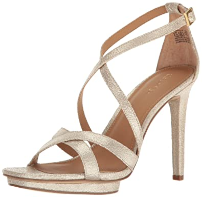 ddd4a6c3c42 Calvin Klein Women s Vonnie Dress Sandal